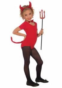 kids devil halloween costumes child devil kit