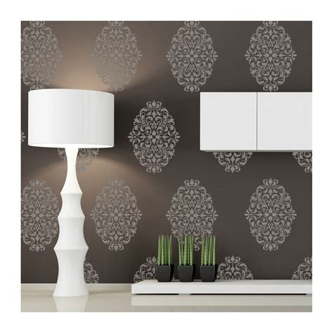 large wall stencils damask wall stencils pattern large size reusable wall