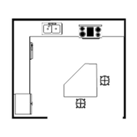 draw kitchen floor plan kitchen design software free templates layouts