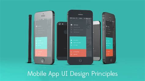 mobile ui designer ui design principles every mobile app developer designer