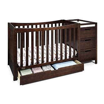 graco crib with changing table graco remi crib and changing table