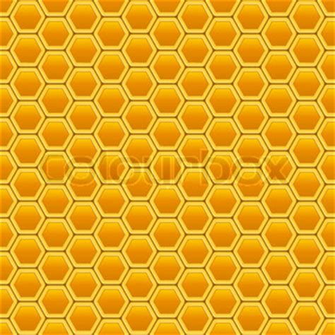 cute honeycomb pattern illustration of cute cartoon of honeycomb and bees