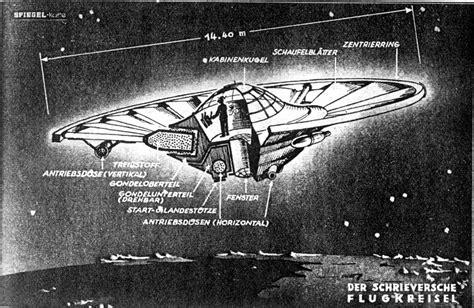 dischi volanti nazisti ufo nazisti e dischi volanti tedeschi timeline e analisi