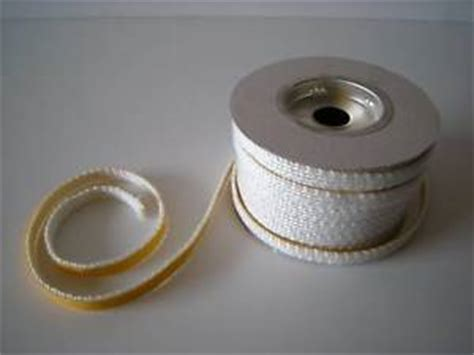 stove glass seal rope gasket woodburner ebay