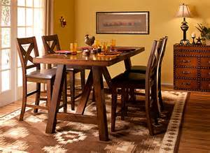 5 pc counter height dining table set collections