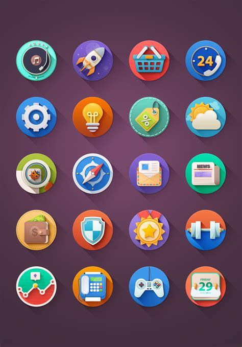 icon design com dribbble premium set v1 png by sam mountain