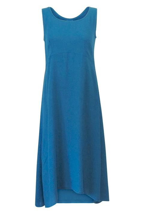 color me cotton color me cotton airy tank dress from california by