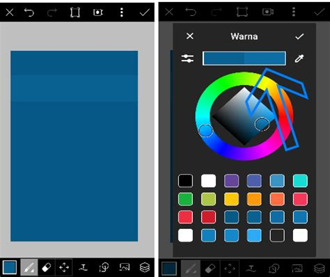 tutorial edit di picsart tutorial picsart cara edit foto scrapbook 3d di android
