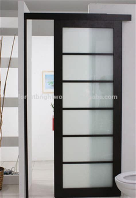 Modern Bathroom Door Designs Modern Laminated Glass Hotel Bathroom Sliding Door Design