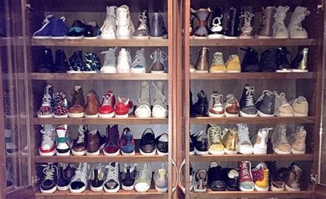 Mayweather Closet by Floyd Mayweather Sneaker Collection Complex