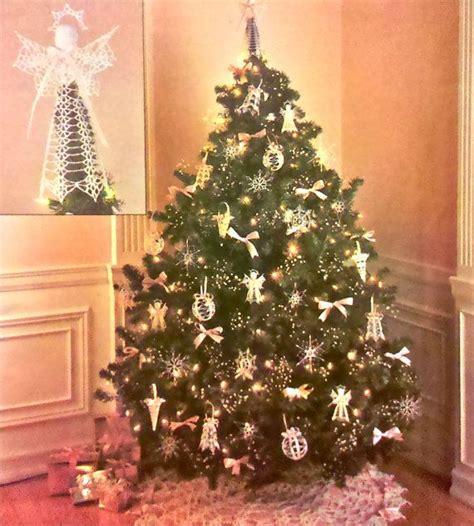 angel christmas tree topper pattern crochet christmas ornament pattern holiday ornaments