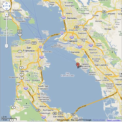 san francisco highways map factoids highway route numbers streets for all