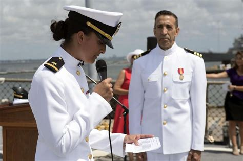 ensign commissions   year  father   navy officer