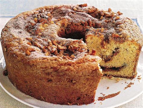 Brown Butter, Ginger, And Sour Cream Coffee Cake Recipe ? Dishmaps