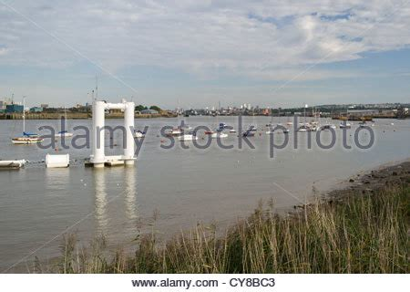 thames barrier improvements analyzing market stock photo royalty free image 66826429