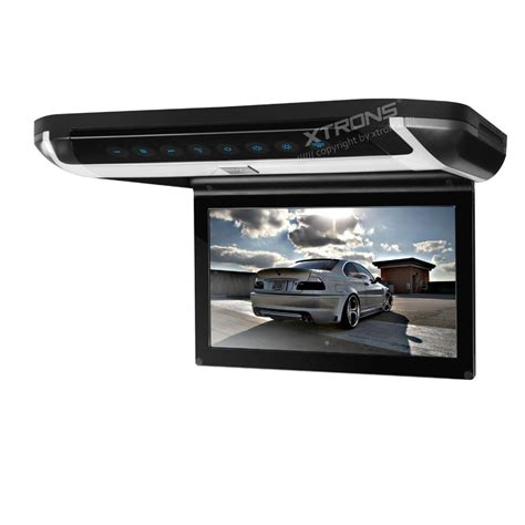 Tv Roof aliexpress buy 10 quot digital tft car roof mounted monitor 1280 800 hdmi touch button 32bits