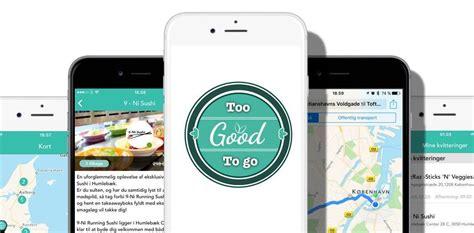 go to app to go la app para acabar con el desperdicio de