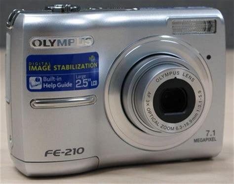 Kamera Olympus Fe 210 olympus fe 210 digital review digitalcamerareview