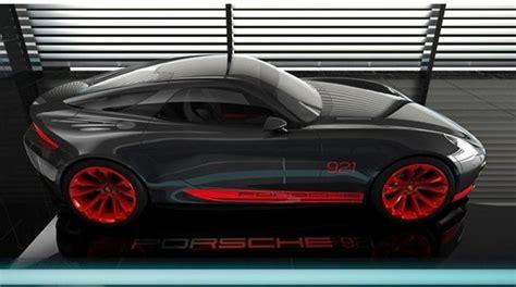 Porsche 921 Concept by Porsche 921 Design Concept For A Modern 928 Page 2