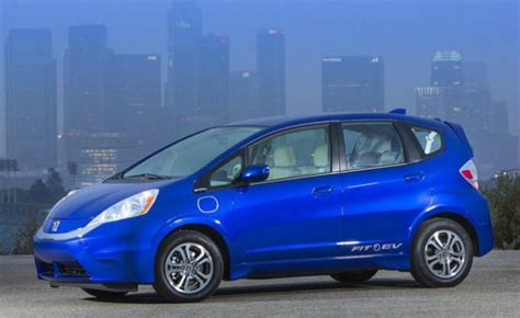 Honda Fit Electric 2020 by Report New Honda Fit Ev Coming In 2020