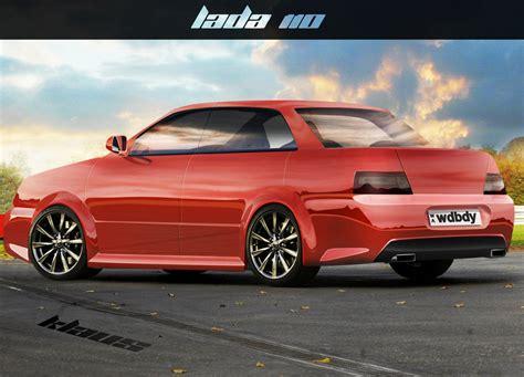 lada design lada 110 by klaus designs on deviantart