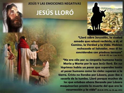 imagenes jesus lloro lec 1 las emociones