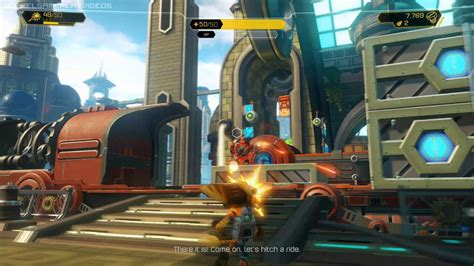Ps4 Ratchet Clank Reg All ratchet and clank ps4 10 kerwan take the a no