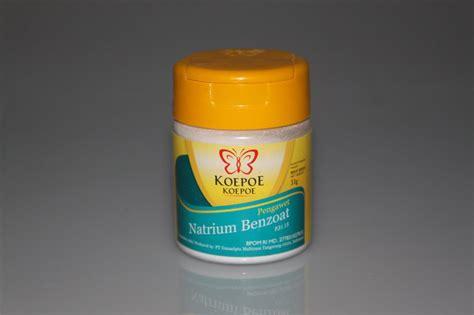Natrium Benzoat Koepoe Koepoe 33gr koepoe koepoe baking mix natrium benzoat 33 gram