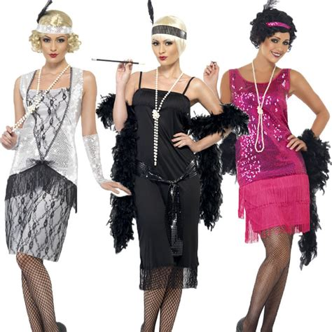 party themed costumes flapper dresses fancy dress roaring 20 s costumes jazz