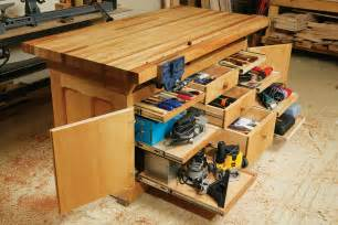 Do Yourself Workbench Plans » Home Design 2017