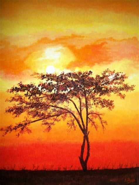 imagenes de paisajes simples im 225 genes arte pinturas pinturas de paisajes simples