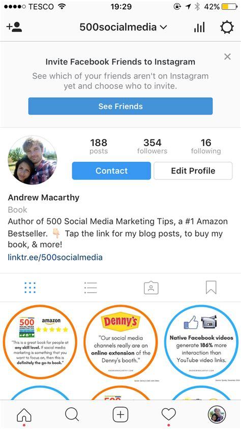 bio instagram jadi di tengah bagaimana cara banyak link di bio profil instagram kamu