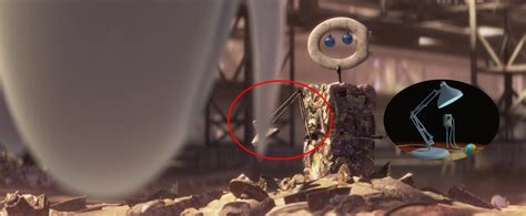 imagenes de amor wall e cameos pixar en wall e djbarchs