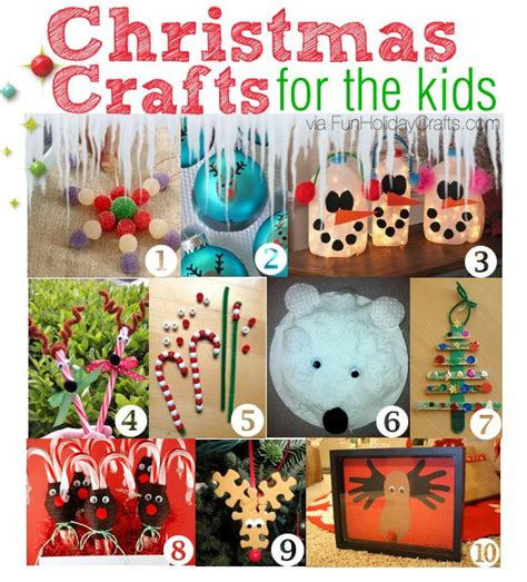 craft ideas for the holidays crafts for