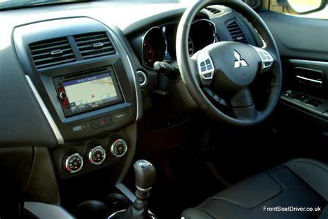 asx mitsubishi interior mitsubishi asx 2012 interior front seat driver