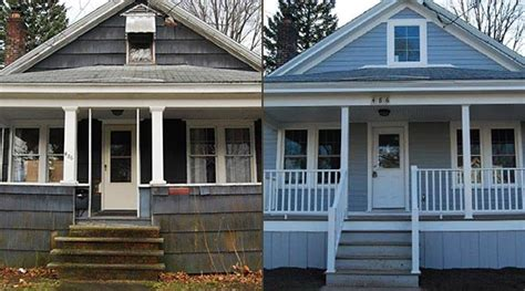 rehab homes before and after rehab