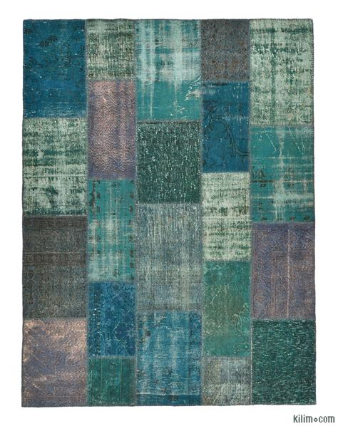 Overdyed Patchwork Rugs - b2b designers retailers kilim rugs overdyed vintage