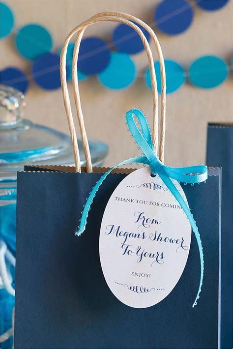 bridal shower gift bag favors bridal shower spa favors wedding inspiration