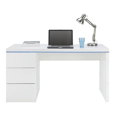 Hochglanz Schreibtisch schreibtisch in wei 223 hochglanz kaufen m 246 max
