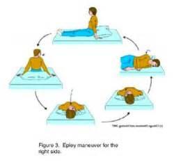 home epley maneuver how to treat your vertigo at home