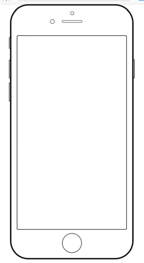 coloring pages for iphone iphone coloring page vitlt com