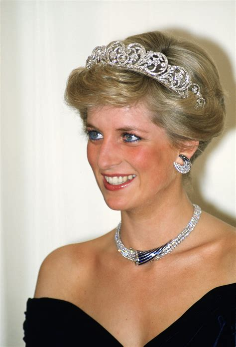 who was princess diana blue dress duchesse or ange
