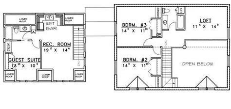 4 bedroom 3 5 bath house plans plan 039 00008 4 bedroom 3 5 bath log home plan
