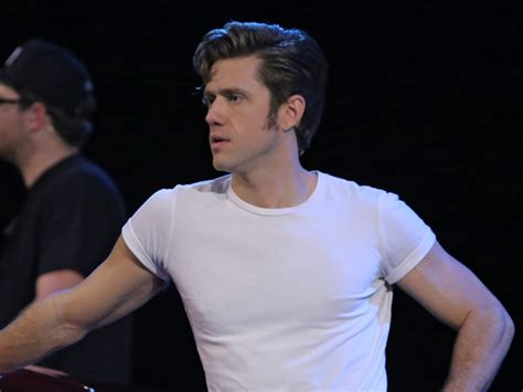 greaser hairstyle product aaron tveit 600x450 jpg