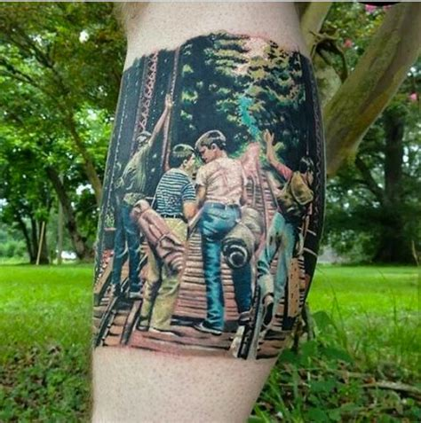 stand by me tattoo 17 best ideas about tattoos on fox
