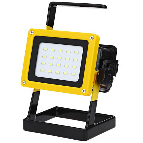 Outdoor Lighting Portable Aliexpress Buy New 10w Portable Cing Flood Light Led Rechargeable Floodlight Hiking