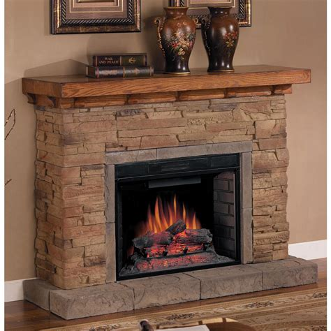 Classic Electric Fireplace by Classic Flame Grand Electric Fireplace 175733