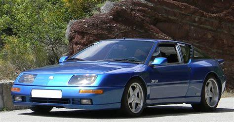 V6 Turbo Cars by Renault Alpine V6 Turbo
