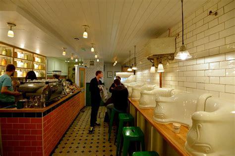 best bathroom shops london abandoned london public toilet turned into coffee shop