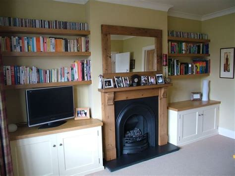 Living Room Alcove Cupboards by 104 Best Images About Alcoves On Fireplaces